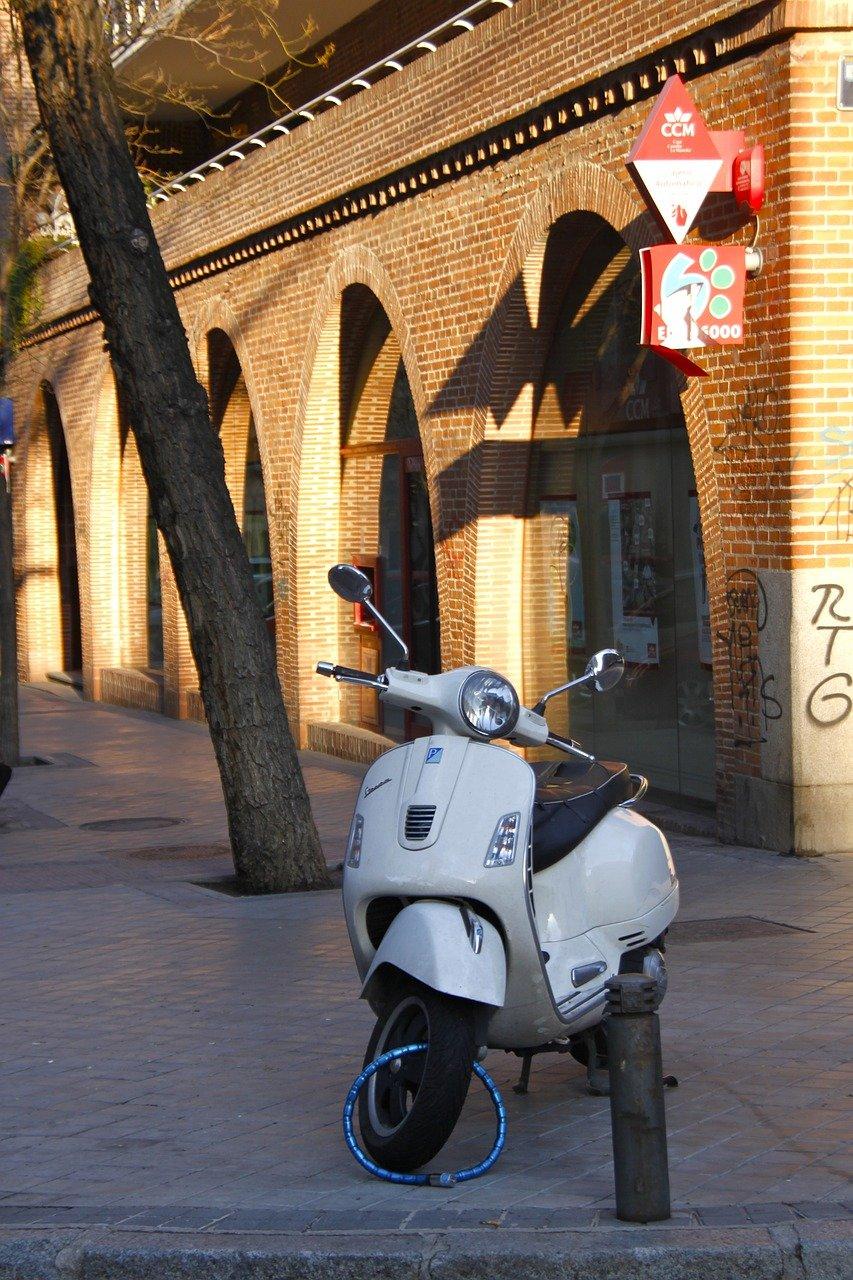 L'assurance du scooter